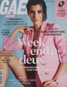 YDROSIA dans le Magazine GAEL